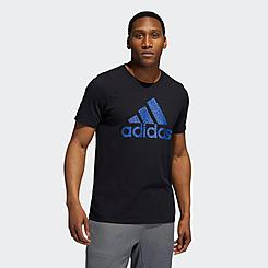 Men's adidas Sereno Logo Graphic T-Shirt