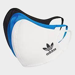 adidas Originals Face Coverings M/L (3-Pack)