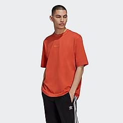 Men's adidas Originals Rib Detail T-Shirt