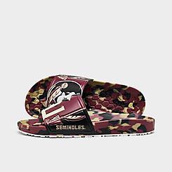 Hype Co. Florida State Seminoles Slydr Slide Sandals