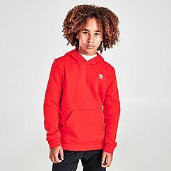 Kids' adidas Originals Trefoil Pullover Hoodie