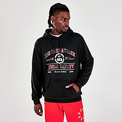 Men's adidas 2000 Luxe College Pullover Hoodie