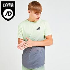 Boys' Illusive London Blaze Fade T-Shirt
