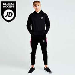 Boys' Illusive London Flux Taped Jogger Pants