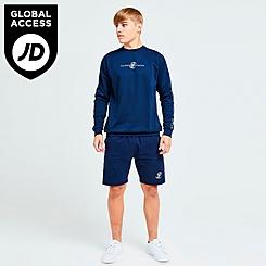 Boys' Illusive London Legacy Jersey Shorts