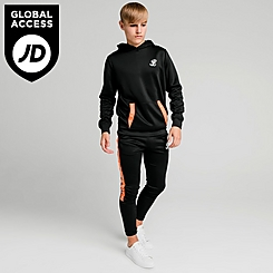 Boys' Illusive London Tape Jogger Pants