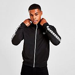 Men's Fred Perry Taped Track Jacket