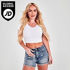 Women's Supply & Demand Ella Denim Shorts