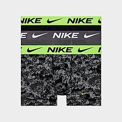 Men's Nike Essential Micro Underwear Trunks (3-Pack)