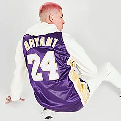 Mitchell & Ness Kobe Bryant Los Angeles Lakers NBA Hall Of Fame Basketball Jersey
