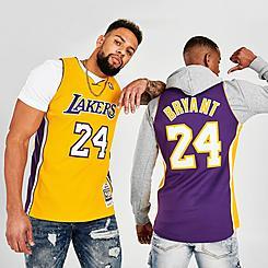 Mitchell & Ness NBA Los Angeles Lakers Kobe Bryant Hardwood Classics Authentic Jersey
