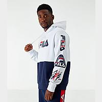 Finishline.com deals on Fila Branzino Hoodie For Mens