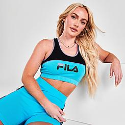 Women's Fila Poesia Medium-Support Sports Bra