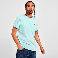Men's Fred Perry Twin Tipped T-Shirt