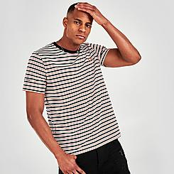 Men's Fred Perry Fine Stripe T-Shirt
