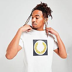 Men's Fred Perry Laurel Wreath T-Shirt