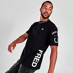 Men's Fred Perry Bold Branding T-Shirt