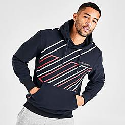 Men's Superdry Sport Graphic Hoodie