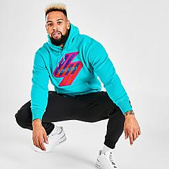 Men's Superdry Sportstyle Fleece Hoodie