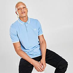 Men's Fred Perry Twin Tipped Polo Shirt