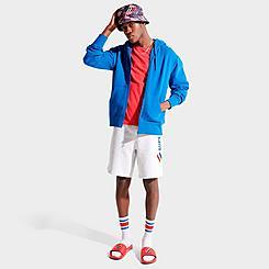 Men's Superdry Applique Shorts