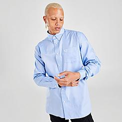 Men's Fred Perry Oxford Button-Down Shirt