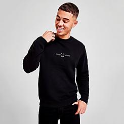 Men's Fred Perry Crewneck Sweatshirt