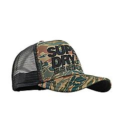Superdry Lineman Trucker Snapback Hat