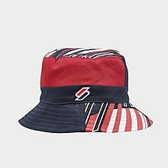 Superdry Sport Style All Over Print Bucket Hat