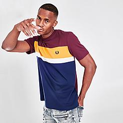 Men's Fred Perry Striped T-Shirt