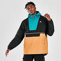 Men's New Balance Terrain Anorak Jacket