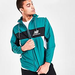 Men's New Balance Athletics Higher Learning Windbreaker Jacket