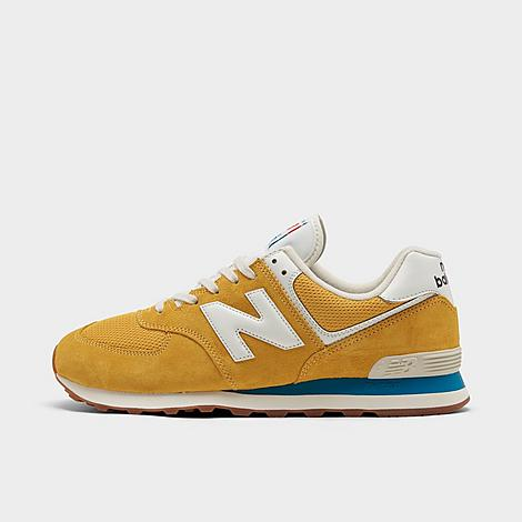 New Balance Suedes NEW BALANCE MEN'S 574 CASUAL SHOES