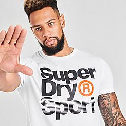 Men's Superdry Core Sport Graphic T-Shirt