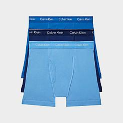 Men's Calvin Klein Cotton Classic Fit Boxer Briefs (3 Pack)