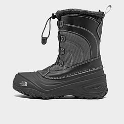 Boys' Little and Big Kids' The North Face Alpenglow IV Winter Boots (Sizes 10 - 7)