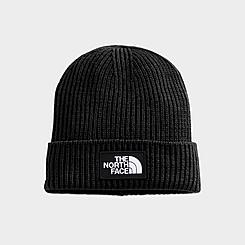 The North Face TNF™ Logo Box Cuffed Beanie Hat