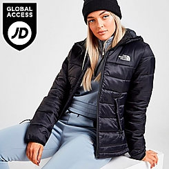 Women's The North Face Synthetic Fill Down Puffer Jacket