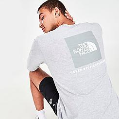 Men's The North Face Long Sleeve Box NSE T-Shirt