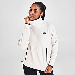 Women's The North Face TKA Glacier Funnel-Neck Pullover Sweatshirt