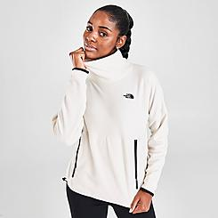Women's The North Face TKA Glacier Funnel-Neck Pullover Sweatshirt