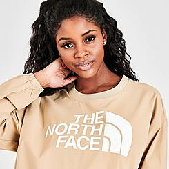 Women's The North Face Explore City Woven Crewneck Sweatshirt