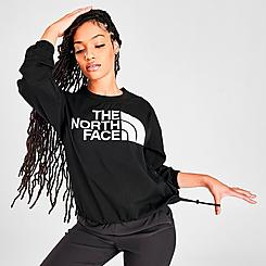 Women's The North Face Explore City Woven Crew Sweatshirt