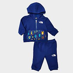 Infant The North Face Camp Fleece Jacket and Jogger Pants Set
