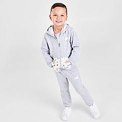Toddler and Little Kids' The North Face Camp Fleece Full-Zip Hoodie and Jogger Pant Set