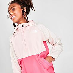 Girls' The North Face Packable Wind Jacket