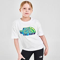 Girls' The North Face Graphic T-Shirt
