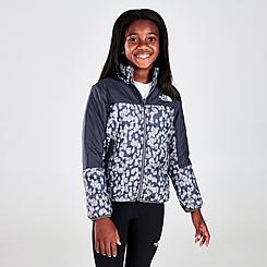 Kids' The North Face Printed Hydrenaline Puffer Jacket