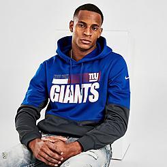 Men's Nike NFL New York Giants Sideline Pullover Hoodie