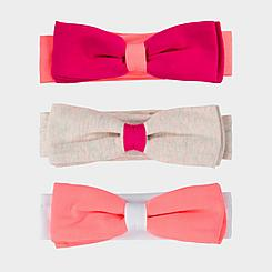 Girls' Infant Nike 3-Pack Headbands